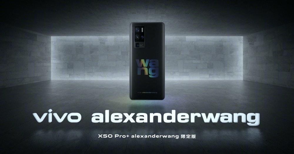 照片中提到了Wa、NE、vivo alexanderwang,跟諾森伯蘭水有關,包含了Vivo X50 Pro、Vivo X50 Pro、vivo X50、體內、體內