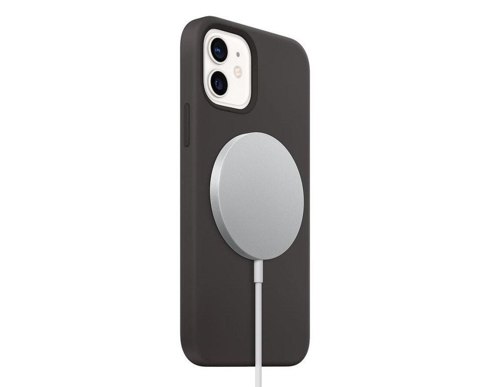 照片中包含了iPhone 12 MagSafe、蘋果iPhone 12 mini、蘋果iPhone 12 Pro Max、磁安全、蘋果