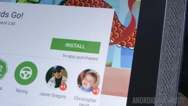 照片中提到了rds Go!、ment Ltd.、INSTALL,跟AlienVault有關,包含了展示廣告、Google Play、應用商店、移動應用、App Annie