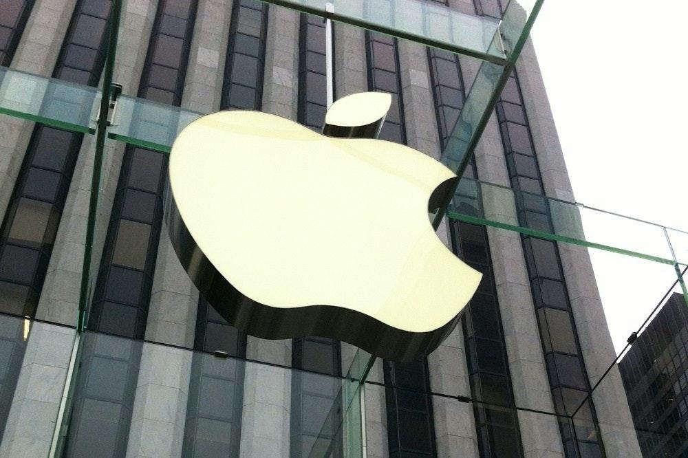 照片中跟蘋果公司。有關,包含了蘋果、蘋果、小型平板電腦、蘋果新聞、蘋果