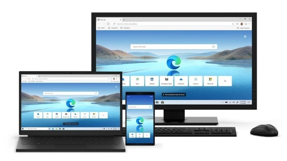 照片中提到了N、Shorw、O t D in,包含了微軟邊緣、鉻、微軟邊緣、網頁瀏覽器、微軟公司