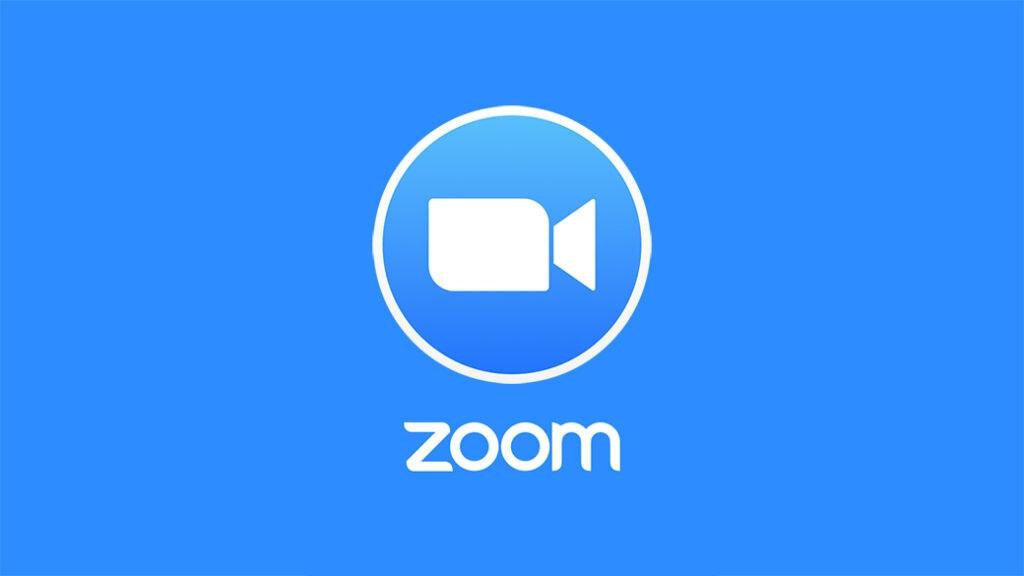 照片中提到了Zoom,跟變焦視頻通訊有關,包含了covid 19變焦、視頻會議、網絡會議、電視電話