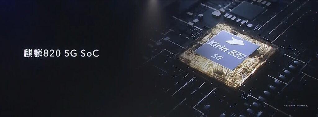 照片中提到了Kirin B20、5G、•RASHDE. aUsese,包含了電腦牆紙、牆紙、圖形、牌、字形