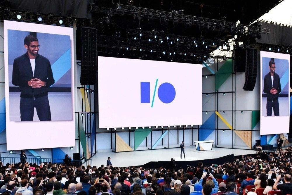 照片中跟奧羅有關,包含了Google io事件、Google I / O、安卓系統、Google Summer of Code、輸入輸出