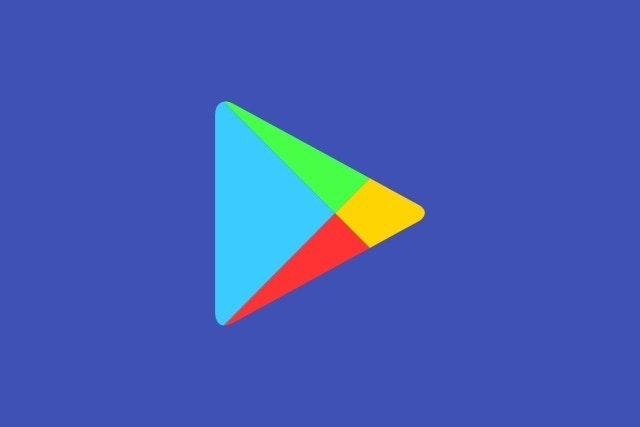 照片中跟玩有關,包含了三角形、Google Play、移動應用、計算機應用、移動電話
