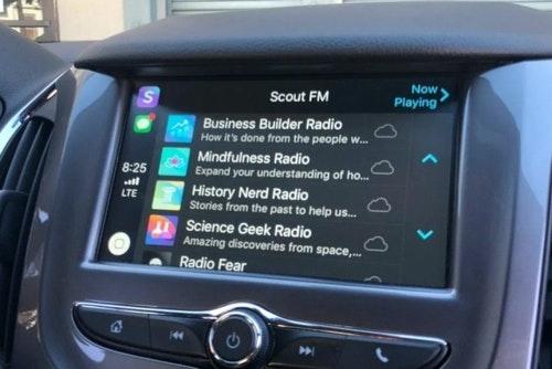 蘋果收購新創公司Scout FM 終於準備發展Podcast這個親身兒子