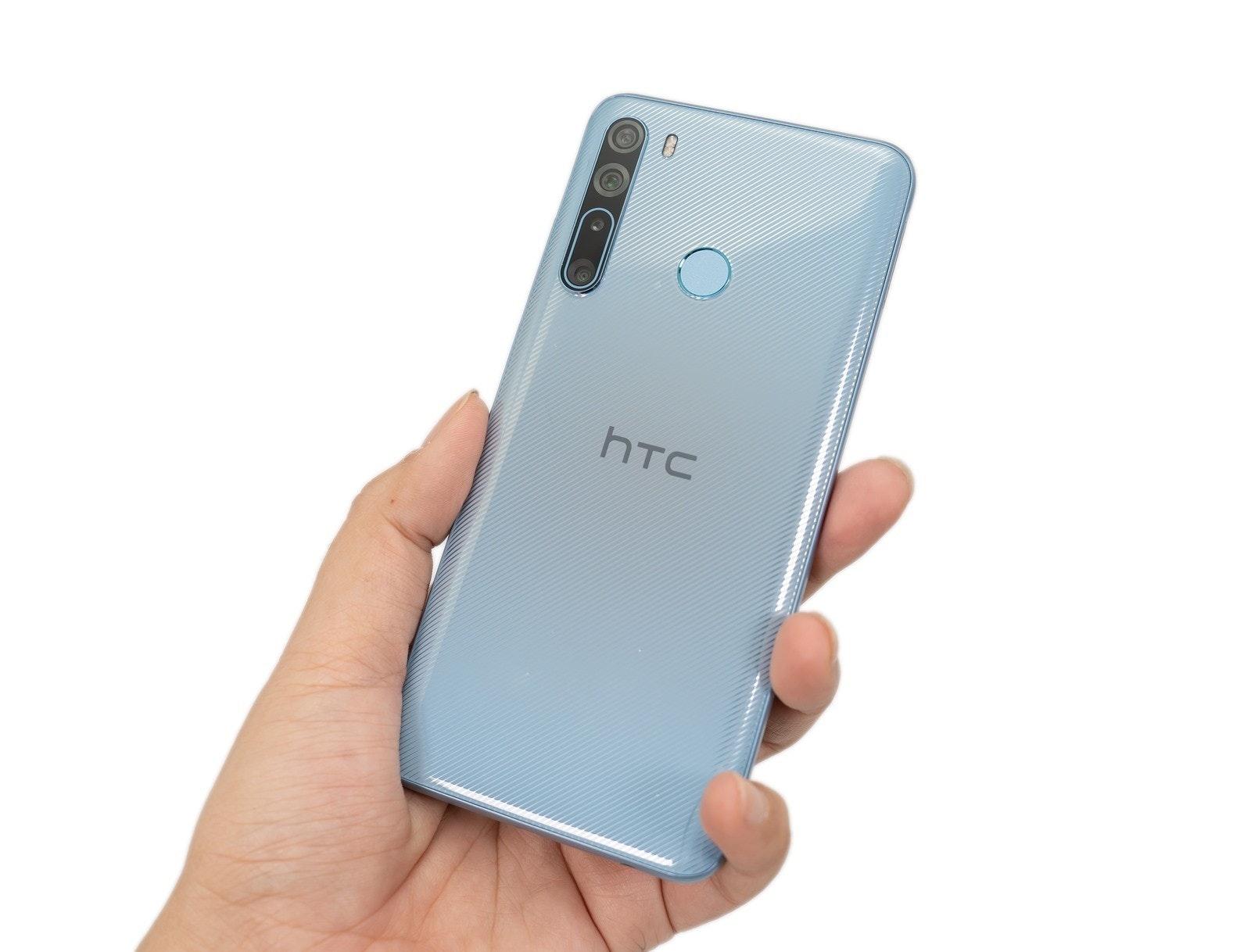 HTC 中阶新机Desire 20 Pro 性能、电力续航与游戏实测✡