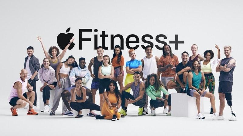 蘋果 Fitness+ 健身運動訂閱服務 12/14 上線 可搭配 Apple Watch 記錄個人狀態 月費 9.99 美金