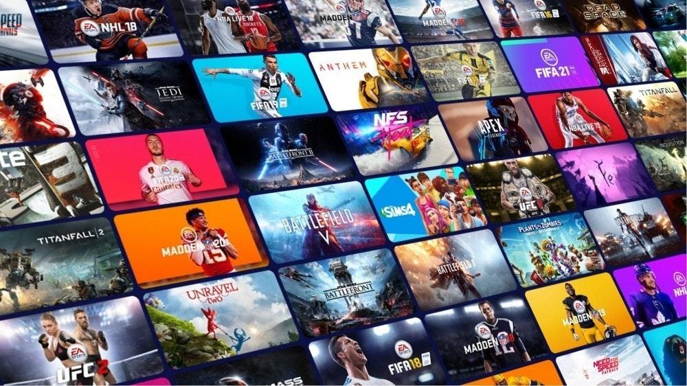 照片中提到了PEED、AIVALS、EA NHL18,跟電子藝術、EA體育有關,包含了EA玩、Xbox One、EA遊戲、Xbox遊戲通行證