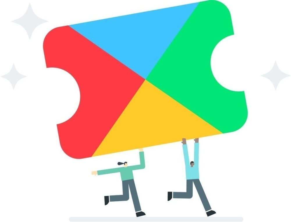 照片中跟阿茲特卡·烏諾(Azteca Uno)有關,包含了谷歌播放通行證、谷歌播放通行證、Google Play、安卓系統、谷歌