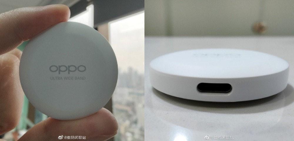 照片中提到了oppo、ULTRA WIDE BAND、6の数码闲聊站,跟Oppo有關,包含了超寬帶、蘋果、Oppo Find X3 Pro