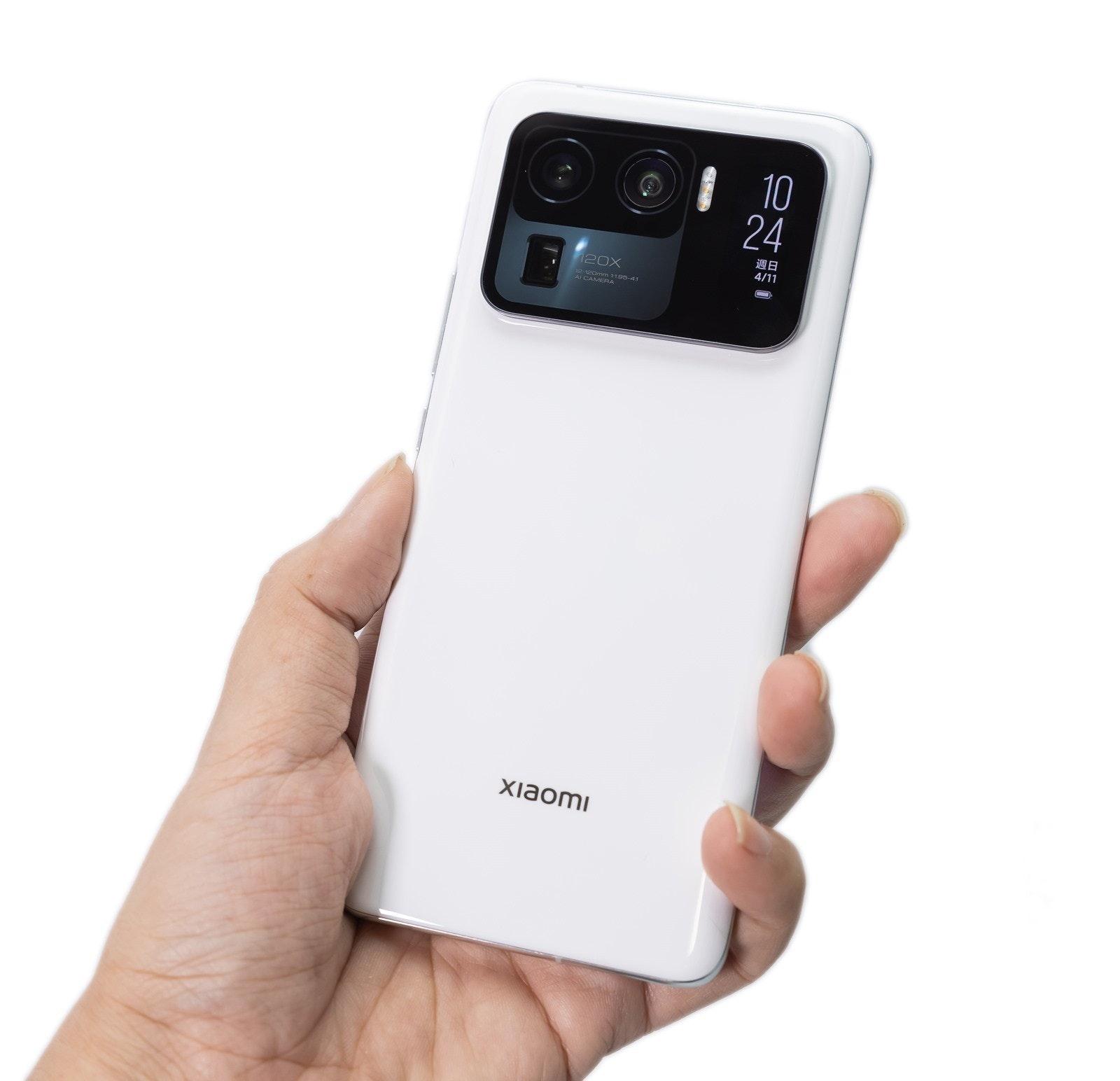 照片中提到了10、24、週日,包含了功能手機、小米米11、小米Mi 10 Ultra、手機、便攜式通訊設備