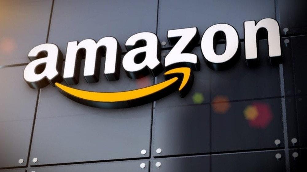 照片中提到了amazon,跟亞馬孫有關,包含了亞馬遜在巴基斯坦、密西西比州、商標、圖形、Shield Therapeutics plc