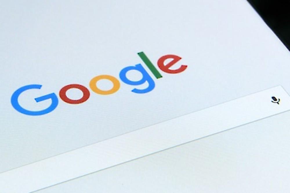 照片中提到了Google,跟谷歌有關,包含了圖形、Google Play、競爭、壟斷