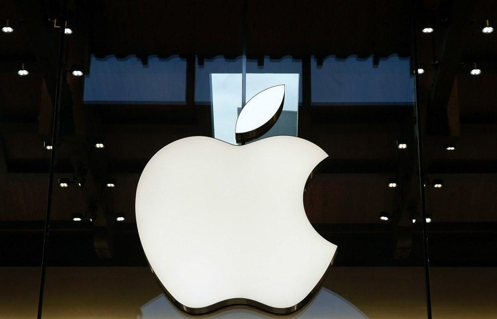 照片中跟蘋果公司。有關,包含了蘋果、蘋果、HomePod、iPhone XS、電腦