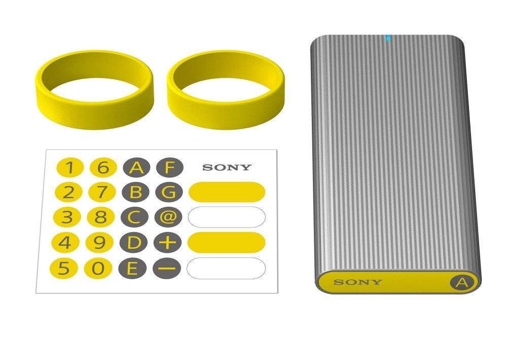 照片中提到了1、6.、SONY,跟秘魯廣播電台有關,包含了索尼、索尼外置堅固的固態硬盤R / W 1000 MB / s連接1個USB 3.1 Gen 2 C、固態硬盤、索尼公司、2 TB