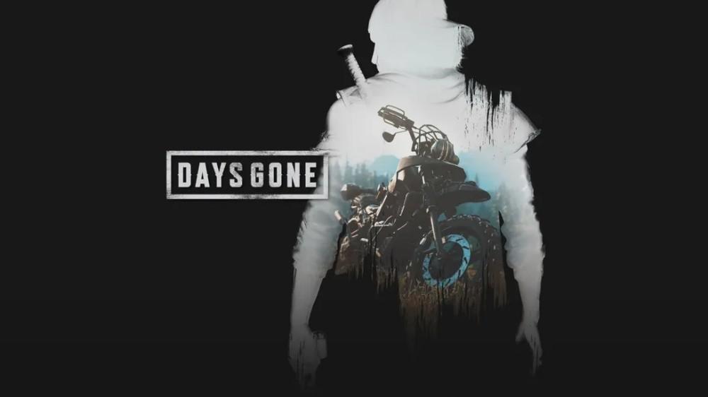 照片中提到了DAYS GONE,包含了天走了pc、天走了、的PlayStation 4、遊戲機遊戲、彎曲工作室