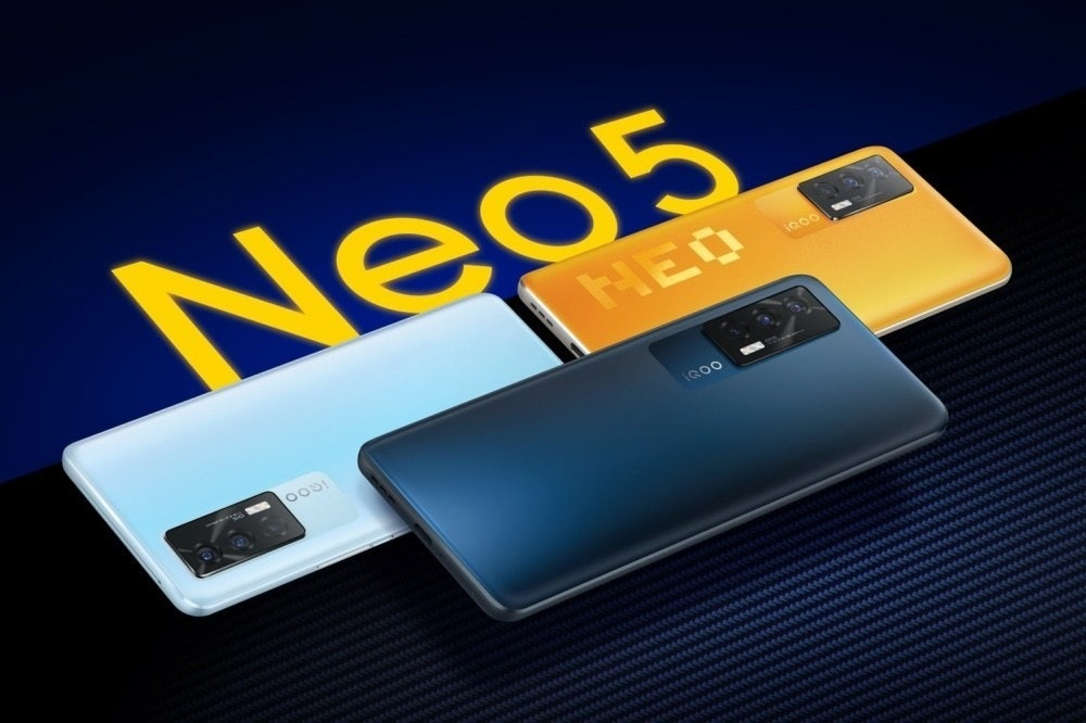 照片中提到了Neo5、NEO、IROO,包含了手機、手機、便攜式通訊設備、產品設計、電子配件