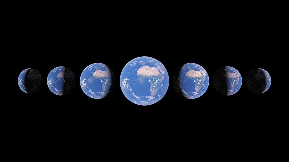 照片中包含了谷歌地球、谷歌地球、衛星影像、地球、虛擬地球儀