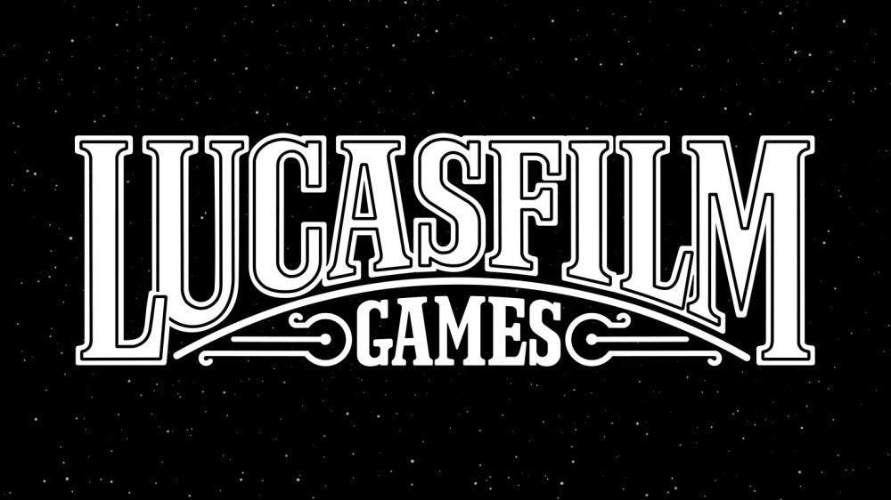 照片中提到了JUCASFILM、GAMESG,跟盧卡斯影業有關,包含了盧卡斯影業、盧卡薩斯、星球大戰遊戲、星球大戰