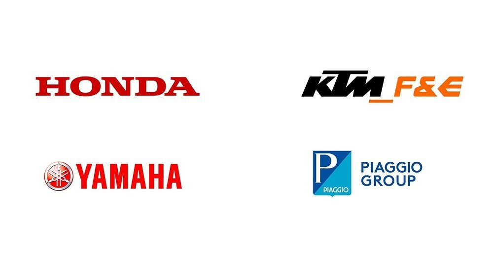 Honda、YAMAHA、KTM 與 Piaggio 推廣可交換電池摩托車聯盟