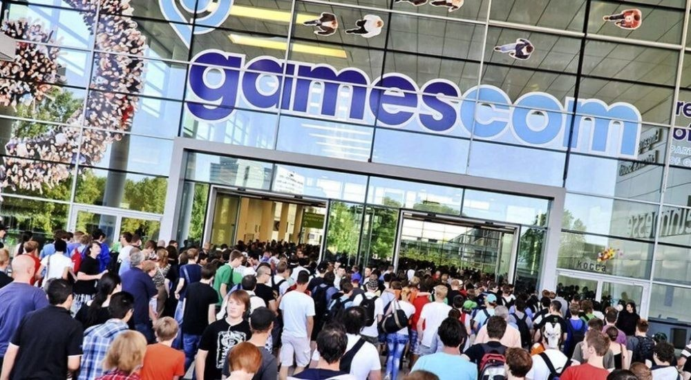 照片中提到了gamescom、re、kocca,包含了Gamescom 2020、2020 Gamescom、Gamescom 2020、棘輪與叮噹聲:裂谷、2020年電子娛樂博覽會
