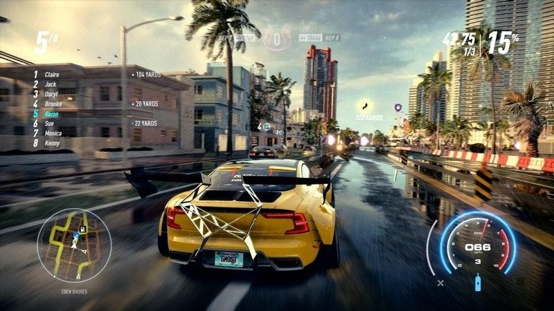 EA《極速快感》系列今年沒新作 因為人力調去開發更熱門的《戰地風雲》系列