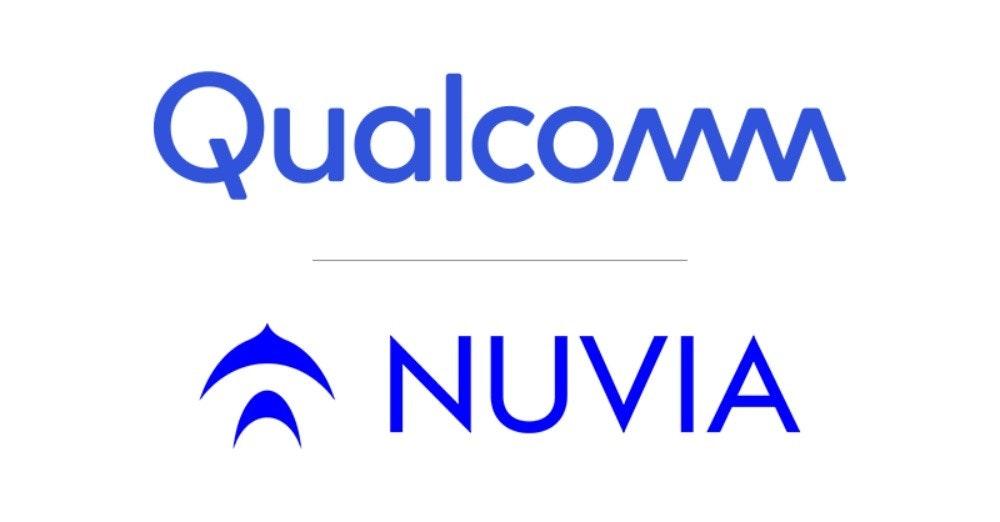 照片中提到了Qualcomm、NUVIA,跟高通公司、美國錢幣協會有關,包含了角度、設計、MSPoweruser、商標