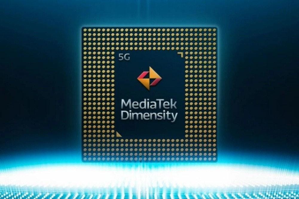 照片中提到了5G、MediaTek、Dimensity,跟歐洲化學、星空聯盟有關,包含了聯發科天璣1000+、聯發科、高通金魚草、芯片組、高通公司