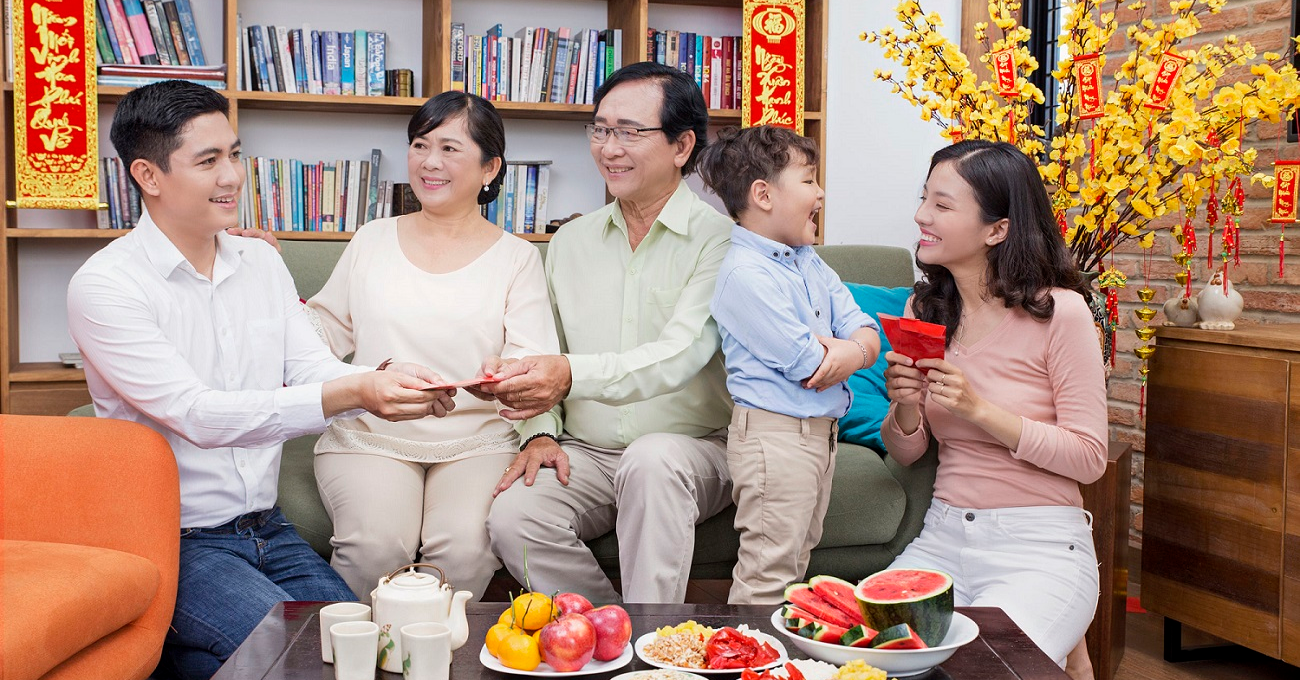Photography, Lunar New Year, , Royalty-free, Stock photography, Image, 123rf, , Vietnamese family life, Family, vietnamese new year family, food, cuisine, dish, event