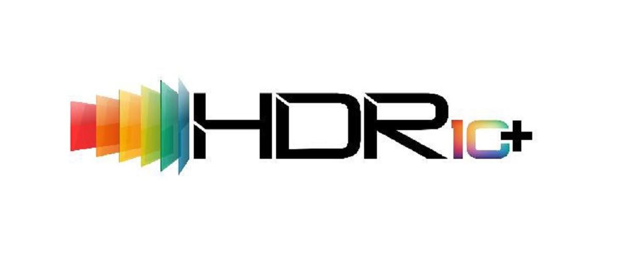 照片中提到了HDRIC,包含了8K HDR10 +、商標、藍光碟、高動態範圍成像、電視