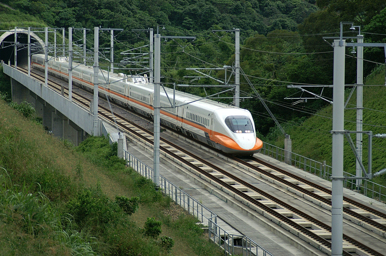 Taiwan High Speed Rail, Rail transport, Train, Mumbai–Ahmedabad high-speed rail corridor, High-speed rail, THSR 700T, North–South express railway, Transport, Shinkansen, Rail transport in Taiwan, high speed rail, Train, Transport, High-speed rail, Railway, Rolling stock, Mode of transport, Vehicle, Public transport, Track, Tgv
