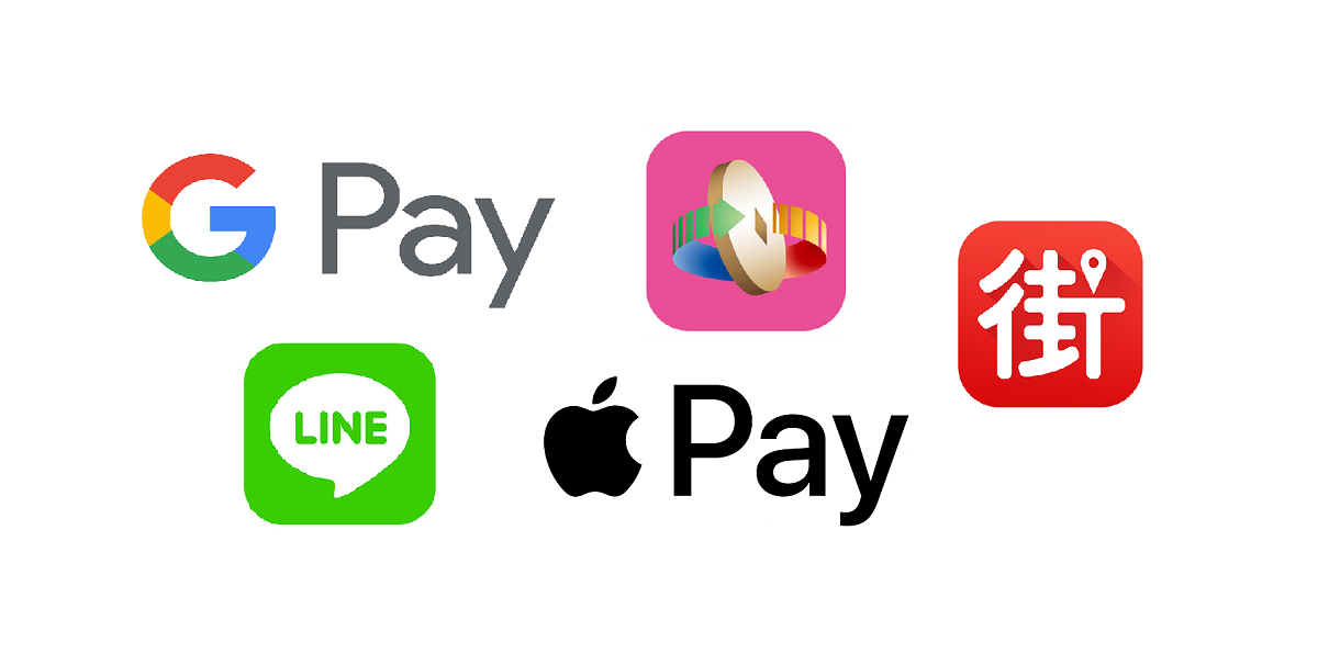 Digital wallet, Google Pay, Apple Pay, Samsung Pay, Payment, Mobile payment, Bank, Credit card, Debit card, Mobile Phones, apple pay, Product, Text, Logo, Font, Line, Graphics, Brand, Graphic design, Icon