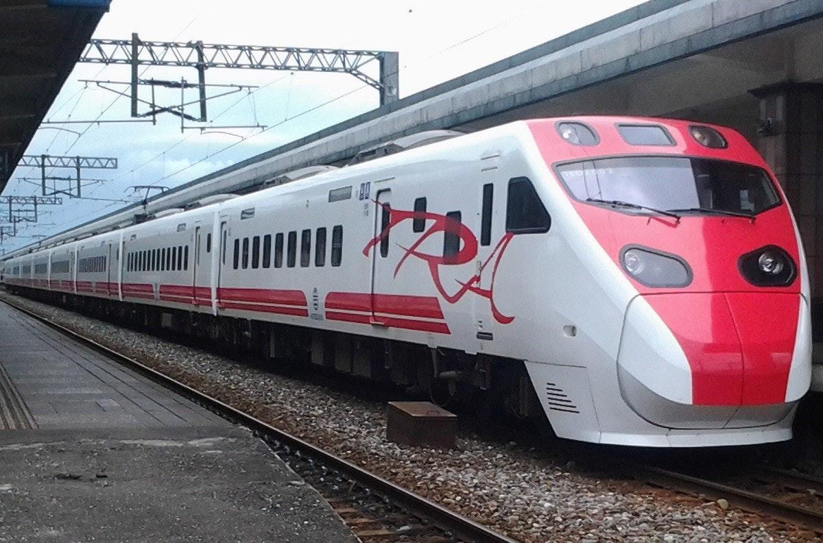 照片中跟穆塔大學有關,包含了台鐵、TGV、培養、台灣鐵道局、台灣高鐵