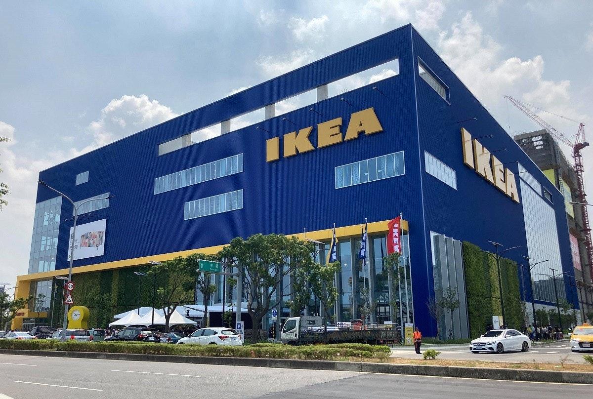 照片中提到了IWEA、IKEA,跟宜家、宜家有關,包含了桃園宜家、桃園青浦、宜家宜家家居餐廳桃園店