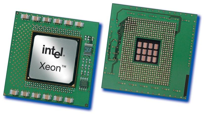 照片中提到了intel.、Xeon、TM,跟麻省理工學院媒體實驗室有關,包含了微型企業實踐、至強、中央處理器、英特爾、電腦