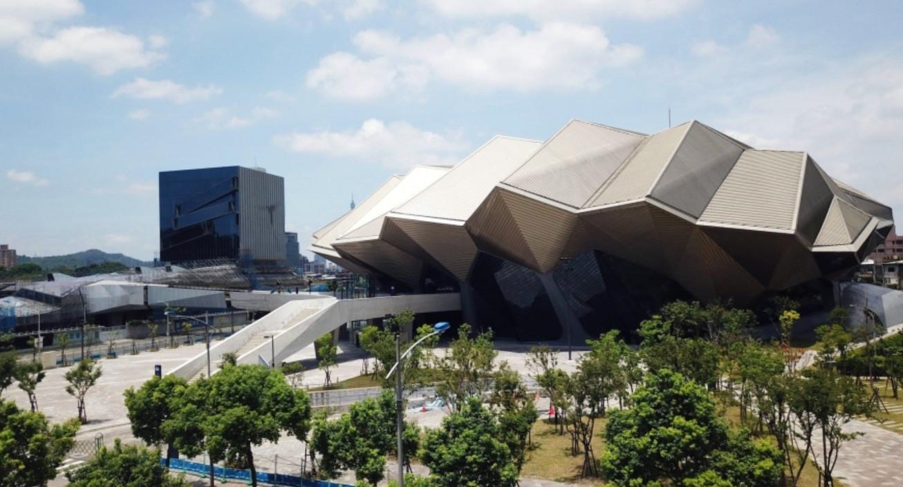 台北流行音樂中心交通、停車場、停車費資訊總整理 建築特色介紹