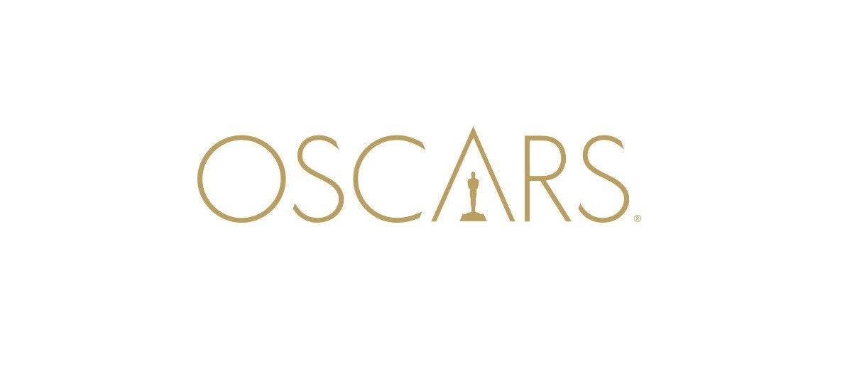 照片中提到了OSCARS,包含了圖形、商標、牌、產品設計、字形