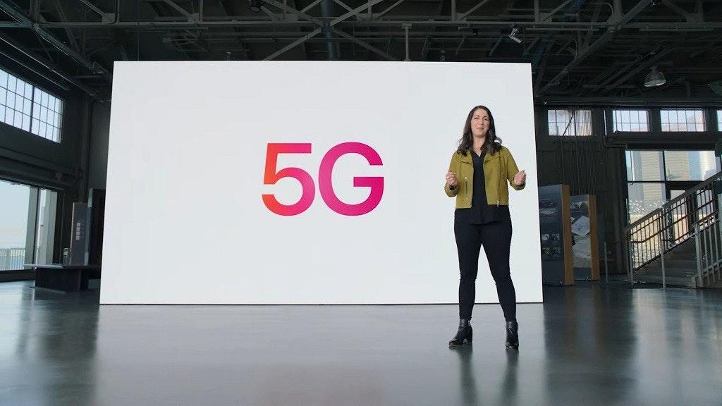 照片中提到了5G,包含了設計、顯示裝置、時尚、網絡、YouTuber