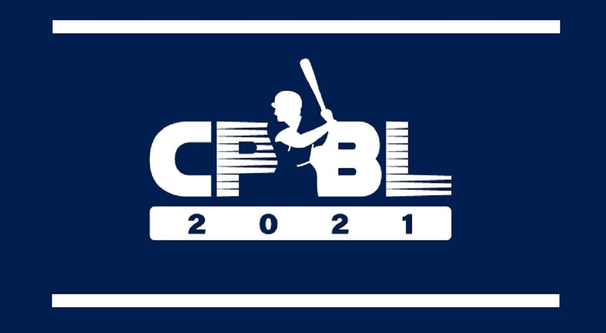 照片中提到了CP BL、2 о 2 1,包含了中華職棒、平面設計、商標、產品設計、牌
