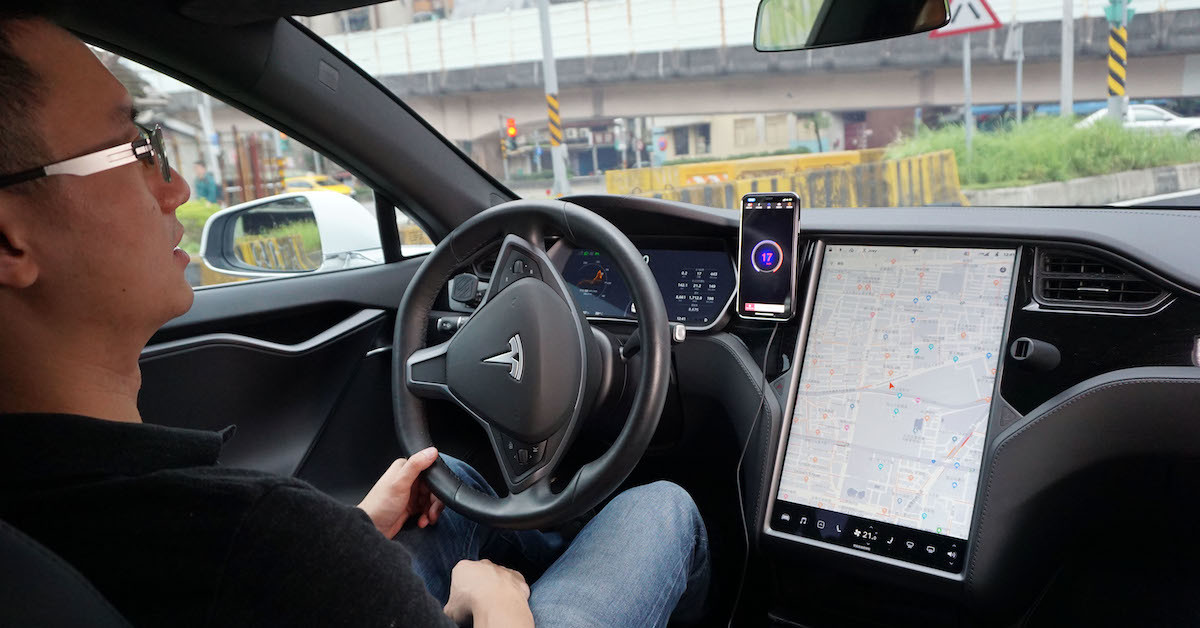 Tesla Model S, Car, Tesla, Mid-size car, Steering wheel, , Automotive design, Steering, Motor vehicle, Family car, steering wheel, Land vehicle, Vehicle, Motor vehicle, Car, Automotive design, Steering wheel, Mode of transport, Steering part, Driving, Tesla model s