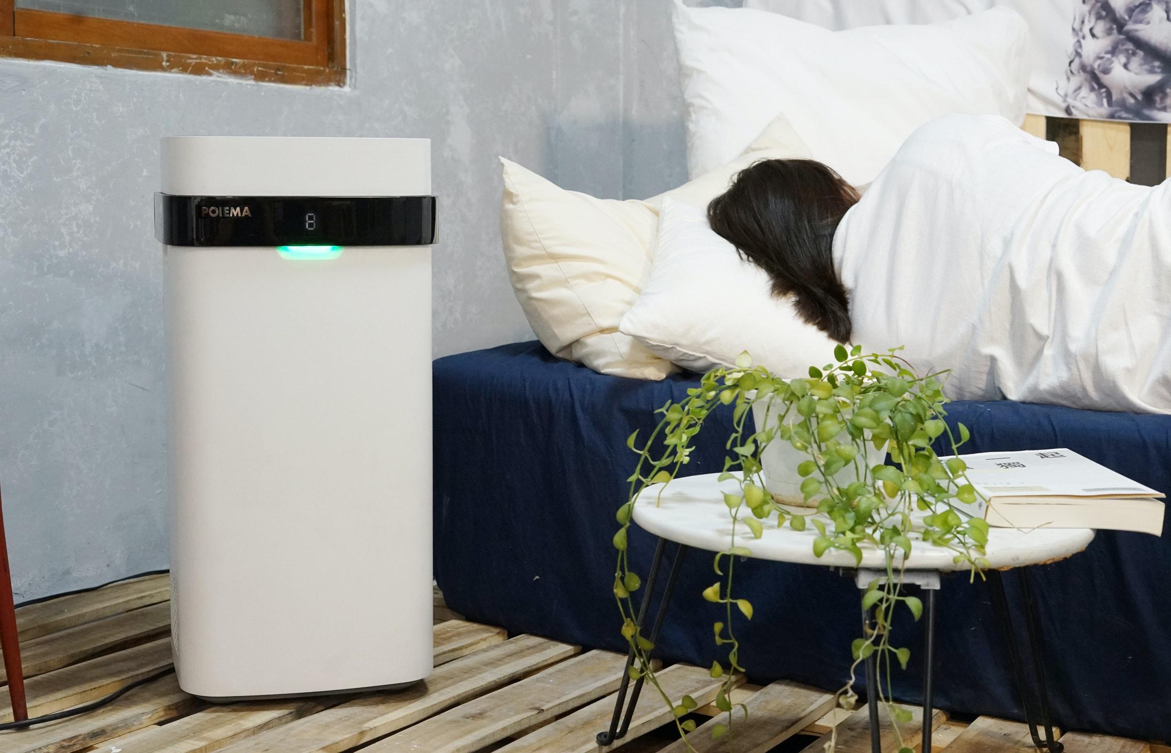 照片中提到了POIEMA,包含了房間、表、室內設計服務、家具類、產品設計