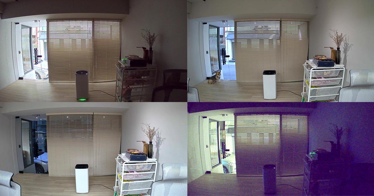 照片中包含了房間、窗飾、窗簾布、窗口、採光