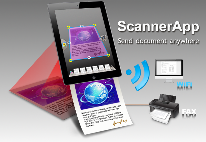是免費App - ScannerApp輕鬆掃描文件這篇文章的首圖