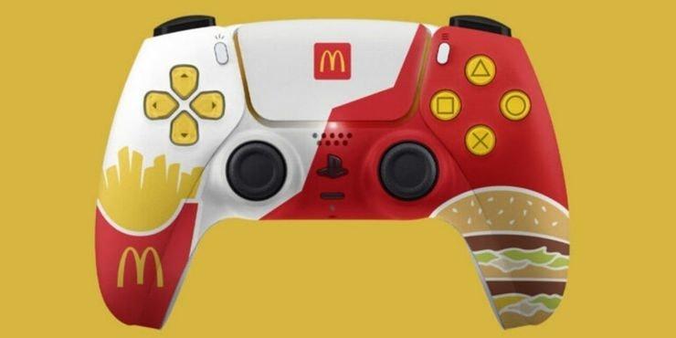 照片中跟麥當勞、麥當勞有關,包含了漢堡包、餐廳、快餐餐廳