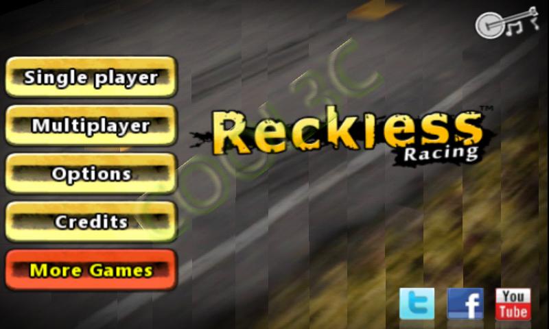是Reckless Racing - 會上癮的拉力賽車遊戲這篇文章的首圖