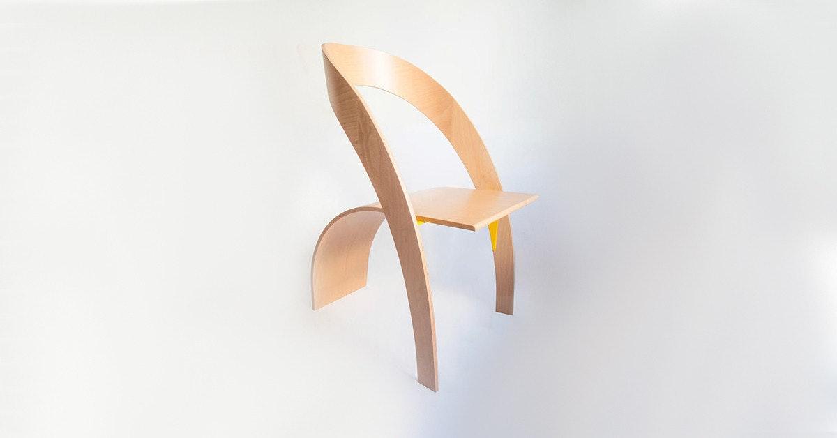 是造型奇特平衡椅 Counterpoise Chair這篇文章的首圖