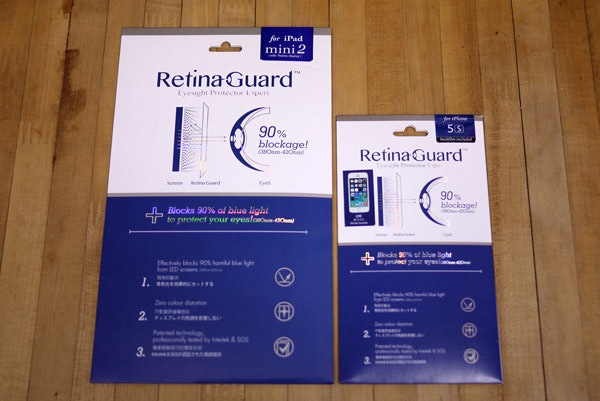 是【開箱】Retina Guard 視網盾抗藍光螢幕保護貼這篇文章的首圖