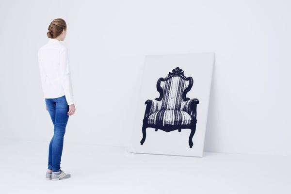 是人家畫皮我畫椅,暗藏玄機的 CANVAS 設計椅 這篇文章的首圖