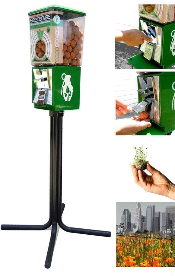 是炸你個遍地開花!GreenAid 天然花草種子扭蛋機這篇文章的首圖